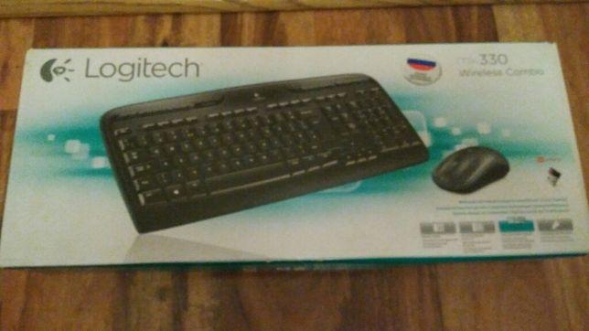 Клавиатура Logitech K330