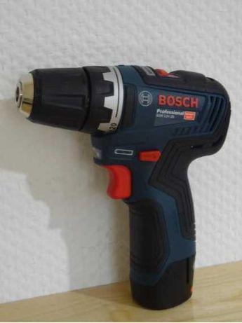 Bosch Professional GSR 12V-35 + аккумулятор+ кейс  (новый Товар)