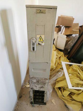 Skrzynka elektryczna budowlana kompletna