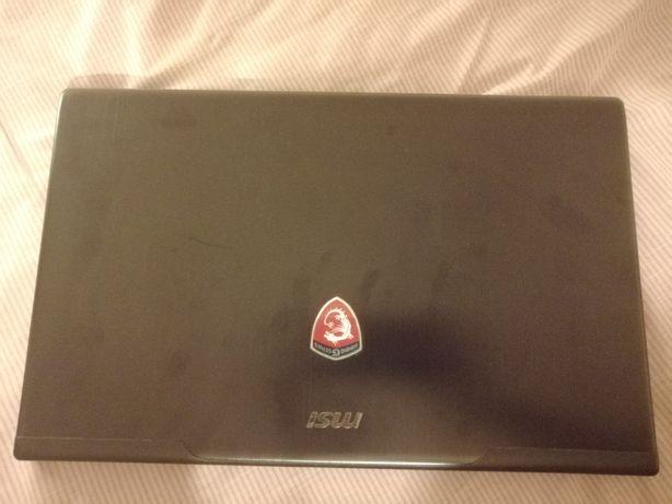 Portátil MSI GE702PE Apache Pro