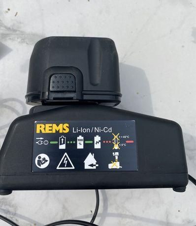 Rems аккумулятор с зарядным устройством