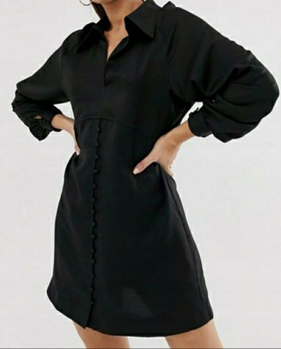 Koszula-tunika Boohoo r.42 Września - image 1