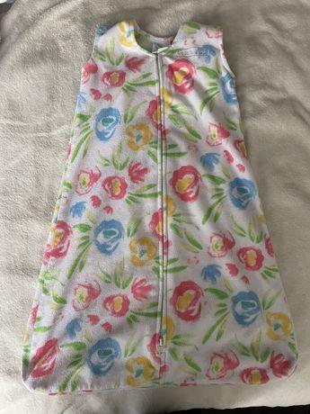 спальный мешок для новорожденного (пеленка - кокон)
