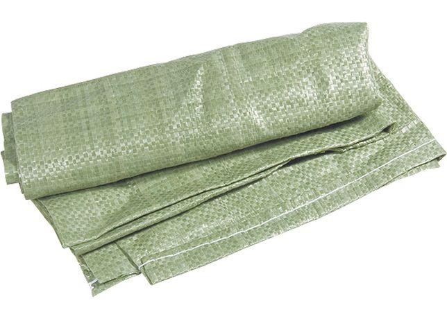 Мешок полипропиленовый 50х90см зелёный,білий