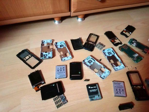 Sony Ericsson K 550i- części