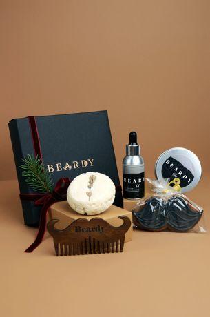 Подарок для мужчины, подарочный набор, масло для бороды