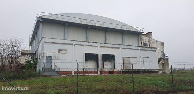 Armazém Industrial 3.564m2 – Terreno 10.800m2 - Campo Maior