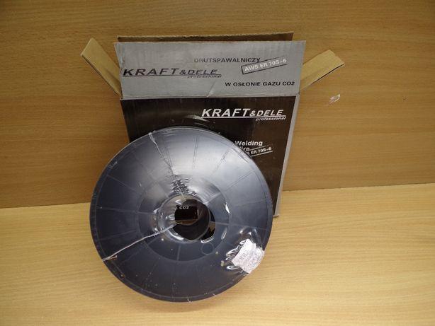 Drut Spawalniczy 0,8mm 5kg KD1151 Kraft & Dele