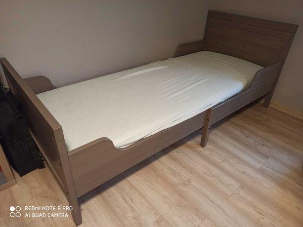 Nowe Łóżko Ikea sundvik z materacem