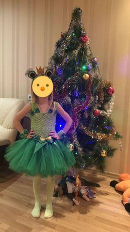 Новогодний костюм Лягушки р.104-116