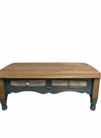 Meblownia dębowa drewniana ława stół nr148