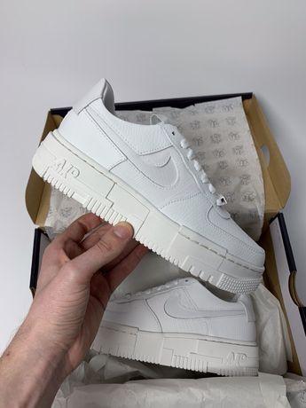 Кросівки Nike Air Force 1 Pixel «Summit White» Оригінал CK6649-102