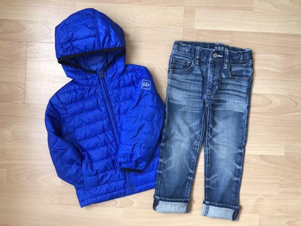 Куртка деми и джинсы GAP 2-4 года