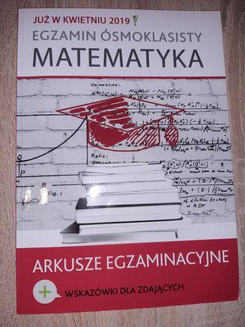 Arkusz egzaminacyjny ósmoklasisty