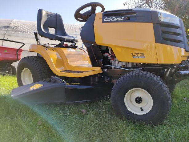 traktor cub cadet lt3 ps 107 boczny wyrzut  18 KM