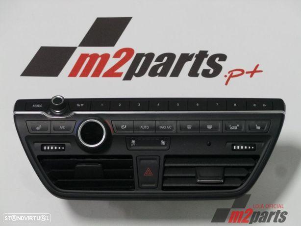 Painel de comando de Radio e AC Cor Unica BMW i3 (I01) Semi-Novo