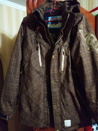 Куртка лыжная Iguana Aqua-trail