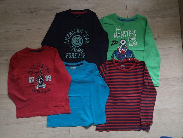 T shirty koszulki z długim rękawem lupilu 110/116
