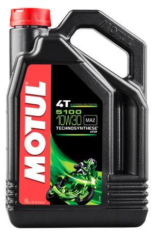 MOTUL 5100 olej silnikowy Motocyklowy 10W30 4 litry półsyntetyczny