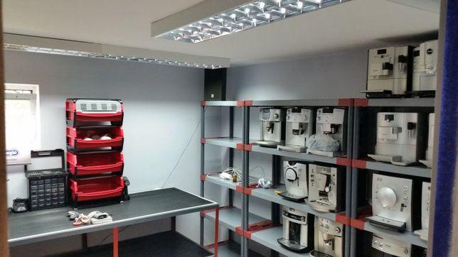 Jura Siemens Bosch Delonghi serwis - naprawa ekspresów Prochowice