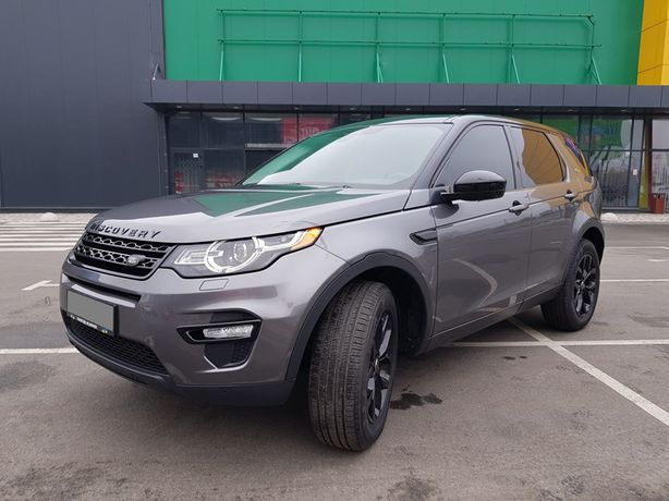 Land Rover Discovery Sport HSE Black Edition 2015