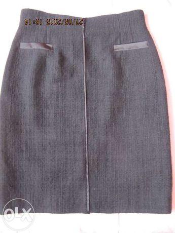 Spódnica,czarna Laura Guidi roz.36