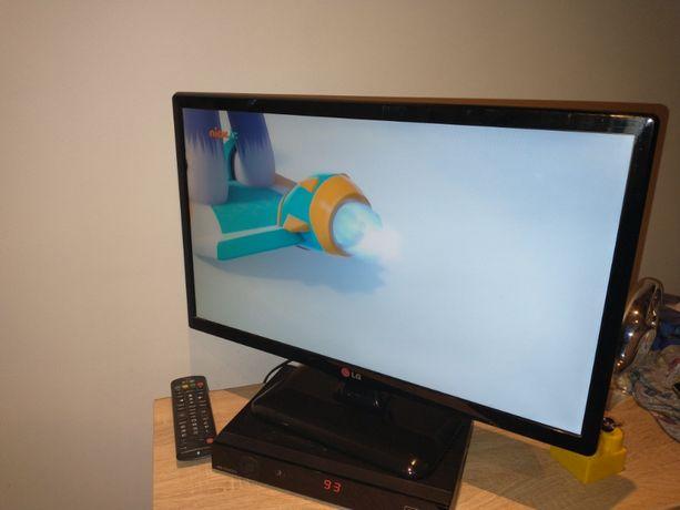 Telewizor z monitorem LG 22 cale