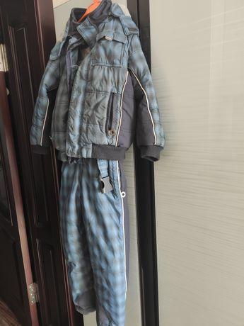 Термо зимняя детская одежда