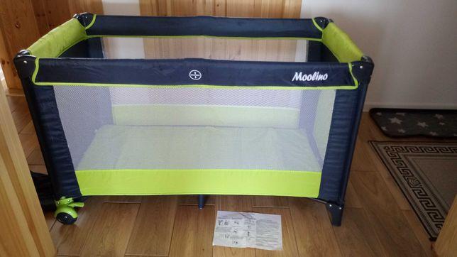 Składane łóżeczko turystyczne dziecięce, Moolino P900.