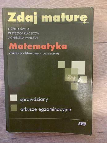 Zdaj maturę E. Świda, K. Kłaczkow, A.Windztal