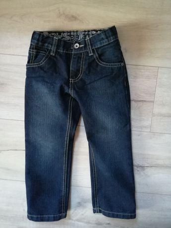 Spodnie jeansowe lupilu rozm 98