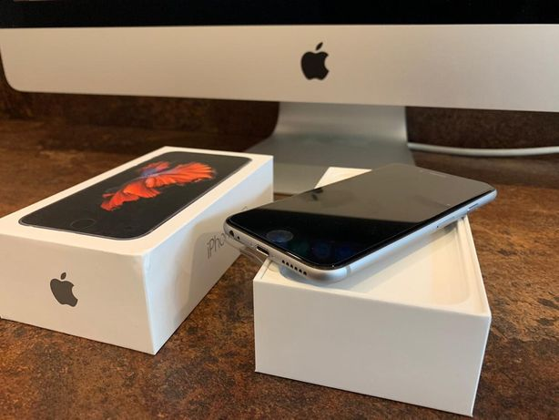 Новые iPhone 6s 32gb never. оригинал, выпуск 2019 г. #RoseGold.Com.Ua