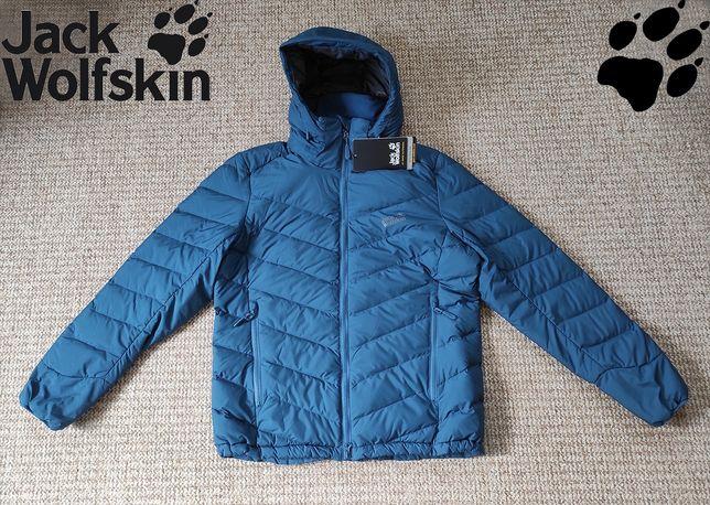 JACK WOLFSKIN Fairmont Jacket пуховик куртка Оригинал размер S Новая
