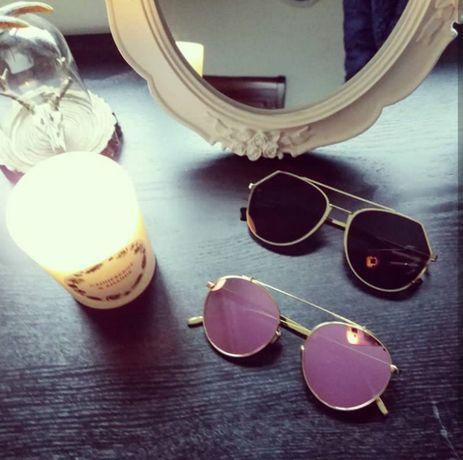 Óculos lente espelhada