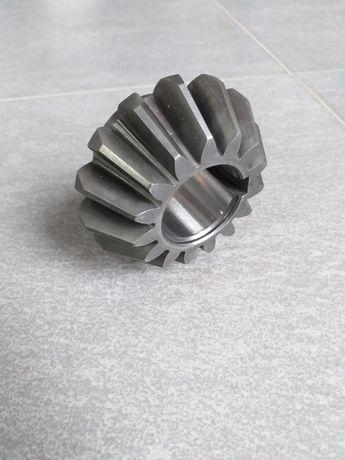 Koło zębate stożkowe Z15 zgrabiarki KRONE KW 4.60, KW 6.70, KW 8.50