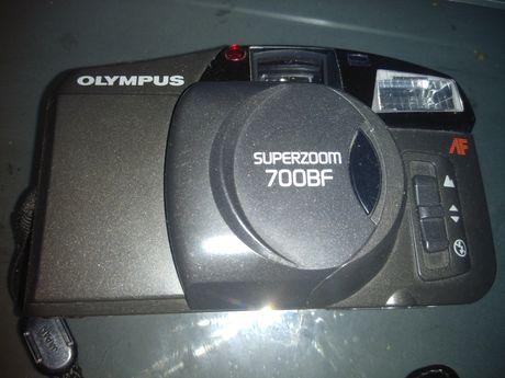 Máquina fotográfica SuperZoom 700 BF - Não funciona