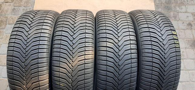 Резина 95% протектор Michelin 225/55 R18 Cross Climate 2019р.