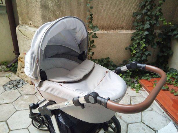 Детская Коляска 2 в 1 Baby Design Dotty 2019