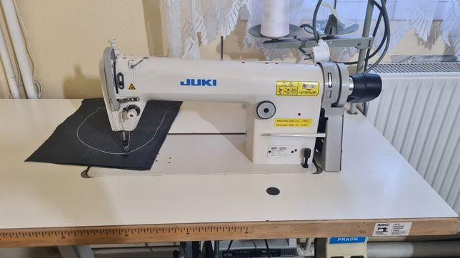 Maszyna szwalnicza JUKI MP-200 Imitacja ściegu ręcznego! SERVO 230V!
