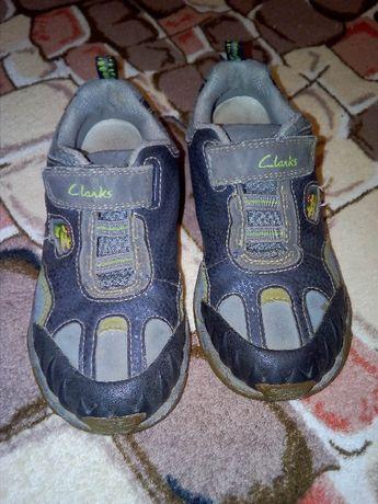 туфли Clarks c ортопедической стелькой
