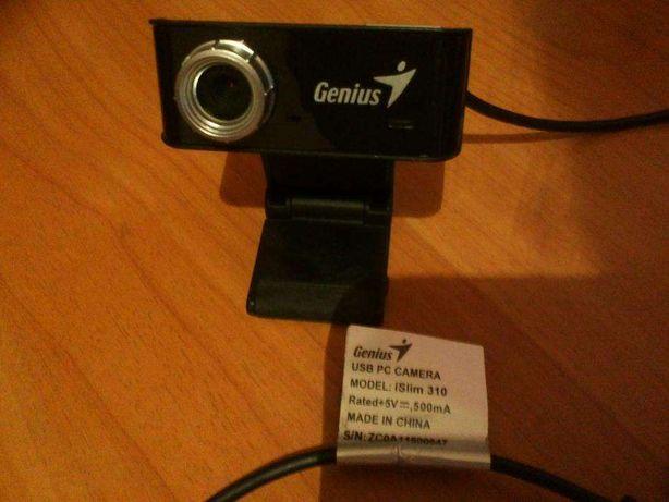 Продам веб-камеру Genius iSlim 310
