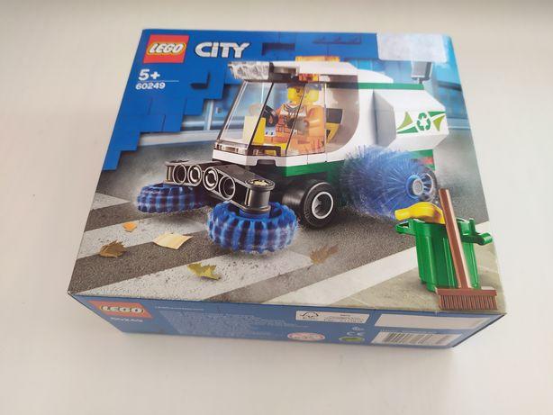 LEGO City 60249 śmieciarka uliczna - nowe - zamienię na inne LEGO City