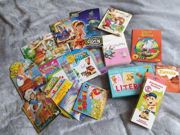 Paka - Książeczki i gry dla dziecka