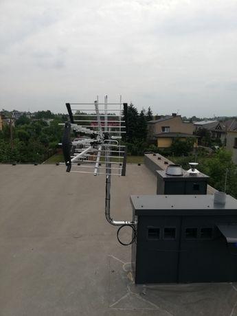 Telewizja satelitarna i dvb-t instalacje