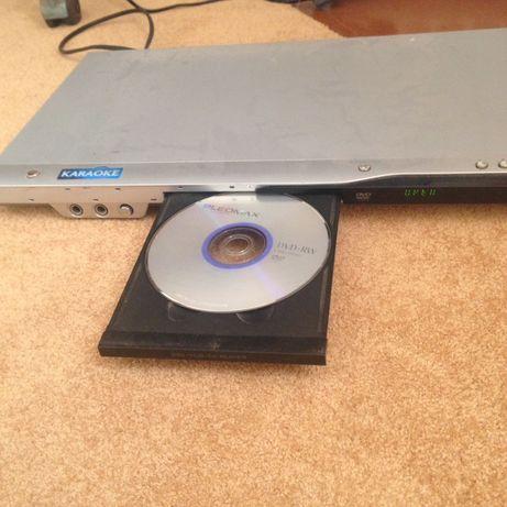 LG DVD караоке