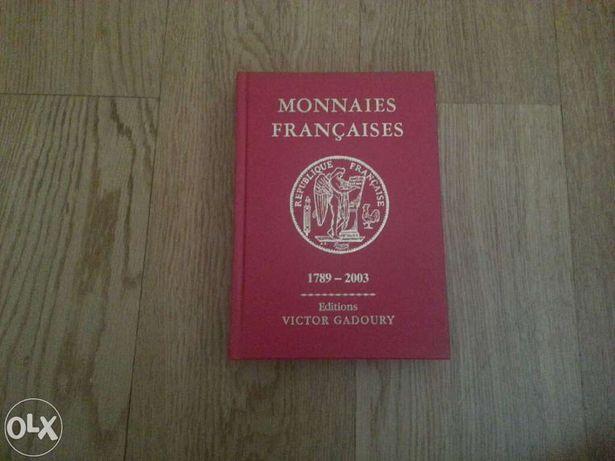Catalogo Moedas França - MONNAIES FRANÇAISES 1789 a 2003