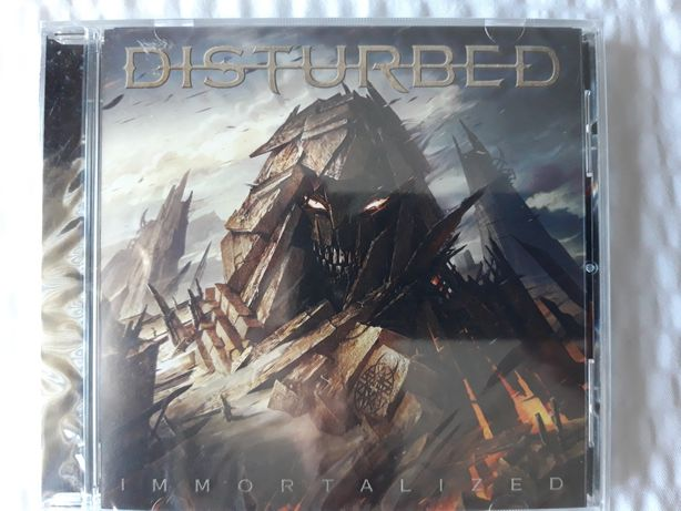 Disturbed - Immortalized (CD)