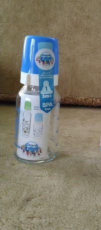 Бутылочка для кормления Пляшечка для годування НОВАЯ Canpol 120мл