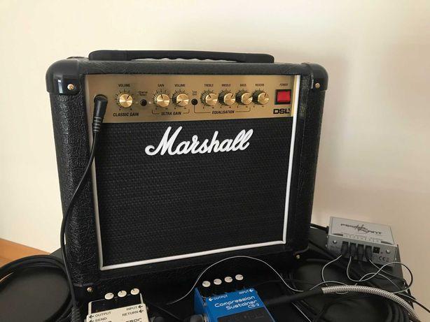 Amplificador Marshall DSL1CR