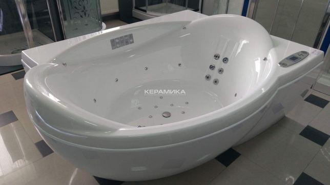 Ванна (джакузи) аэро/гидромассаж WGT WATER CLUB Digital